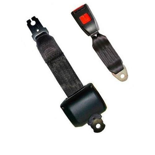 Cinturon de seguridad homologado automático 2 puntos. Hembra cinta.