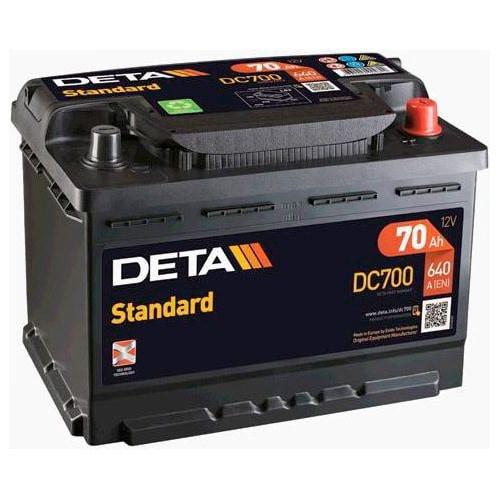 Batería Deta DC700