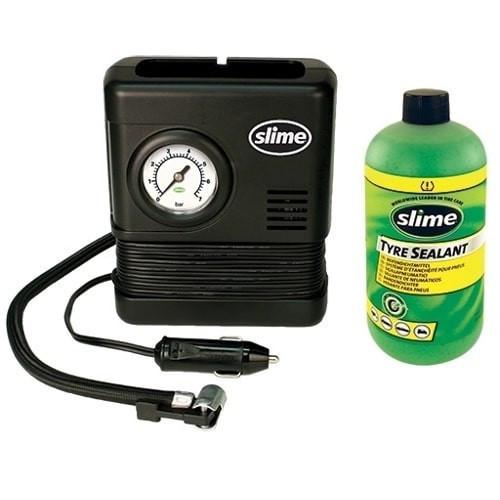Reparador de pinchazos Slime Smart Repair Kit.