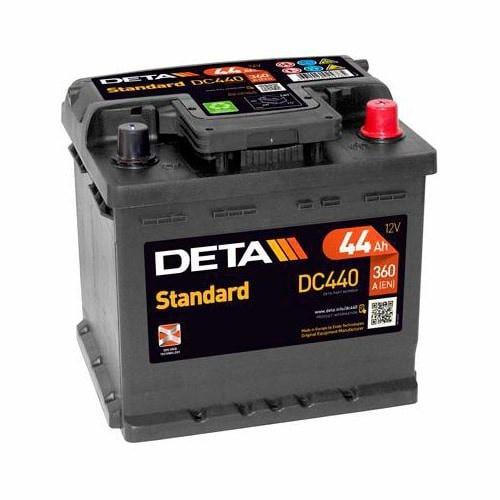 Batería Deta DC440