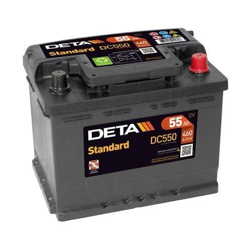 Batería Deta DC550