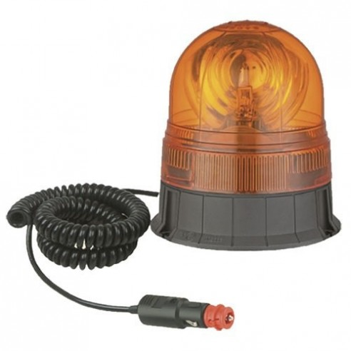 Rotativo bombilla H1 12V magnético