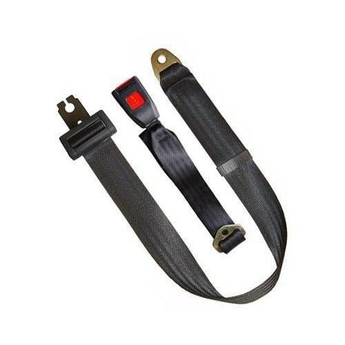 Cinturon de seguridad homologado estático 2 puntos largo.