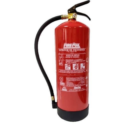 Extintor polvo ABC 12 Kg. 43A-233B