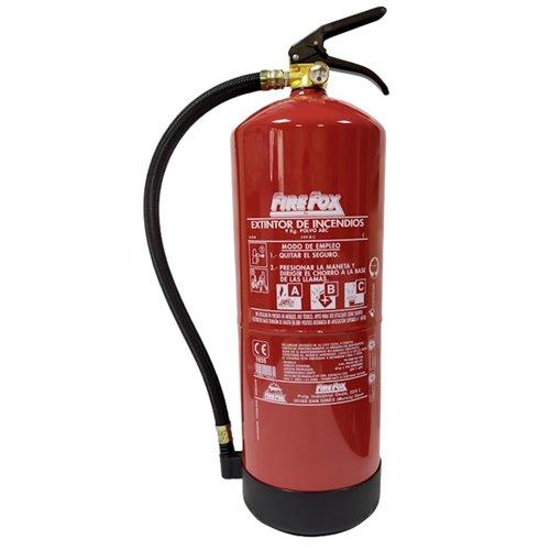 Extintor polvo ABC 9 Kg. 34A-144B