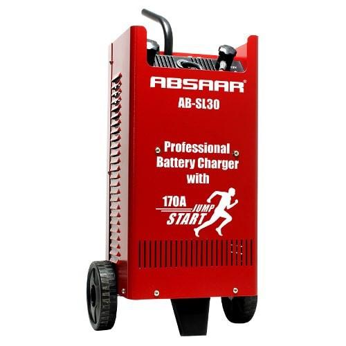 Cargador y arrancador de baterías ABSAAR SL30
