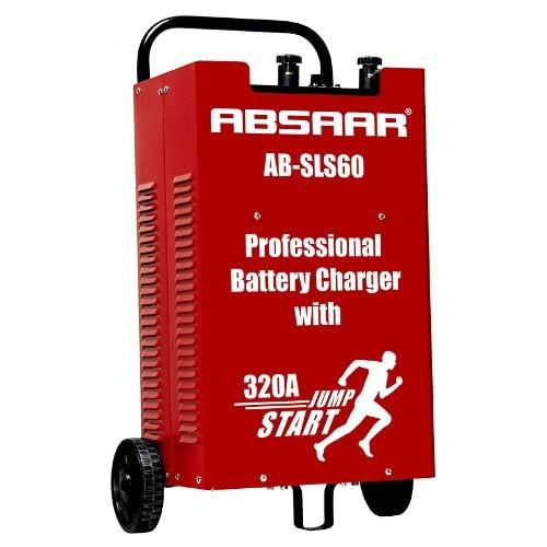 Cargador y arrancador de baterías ABSAAR SL60