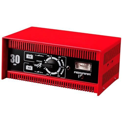 Cargador y arrancador de baterías ABSAAR SH250