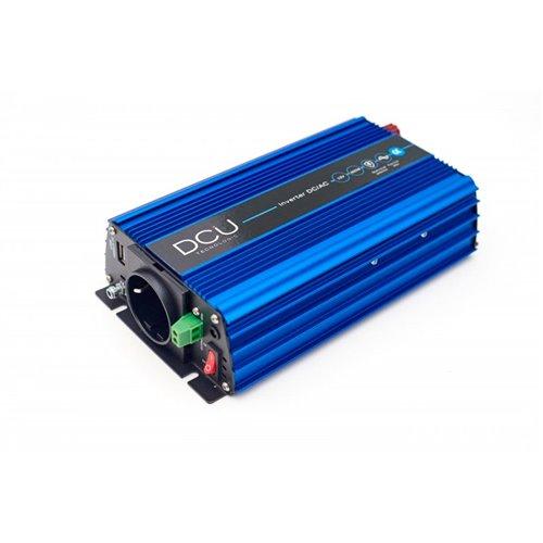 Inversor onda senoidal pura 24V-600W