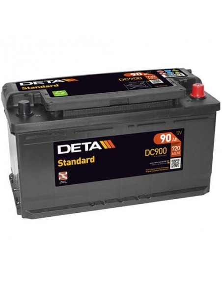 Baterías Deta